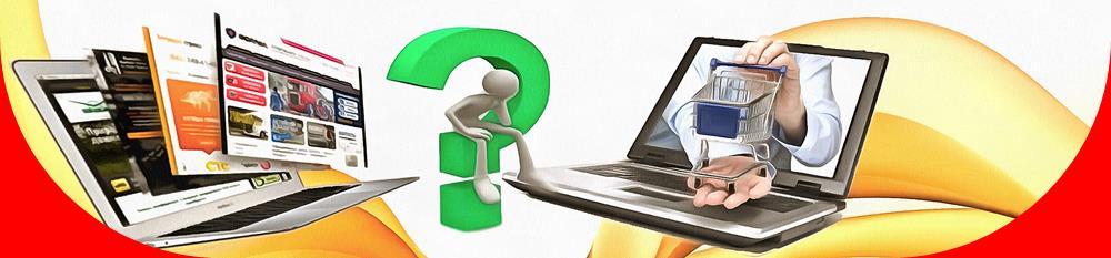 Бизнес сайт и интернет магазин в чем отличие